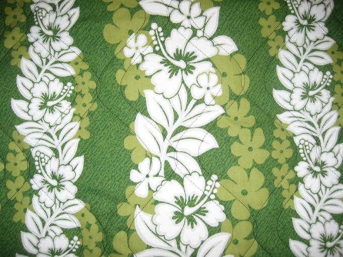 """""""green - hibiscus garlands"""""""