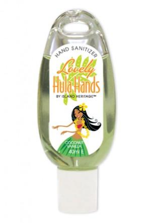 "hand sanitizer - ""coconut vanilla"""