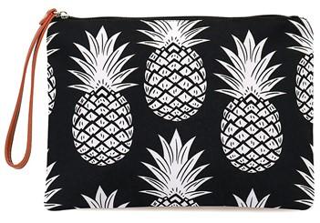 """""""black & white pineapples"""""""