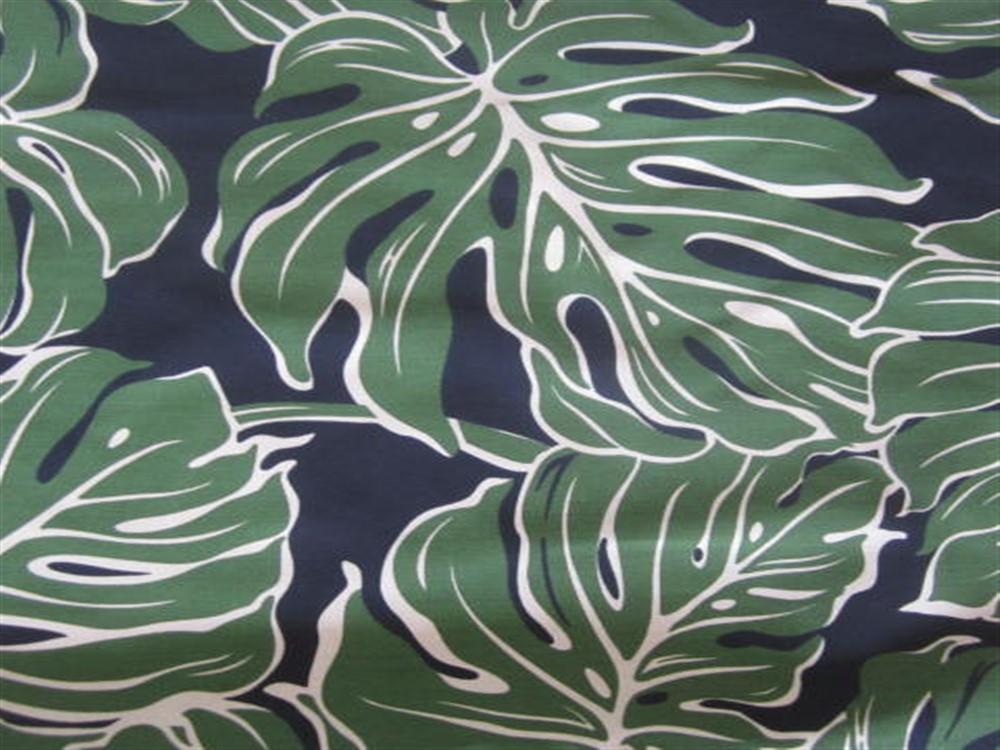 """""""black green - monstera leaves"""""""