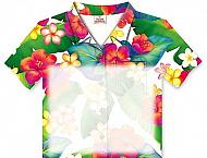 """aloha shirt sticky notes - """"island blossoms"""" (Set of 2 - Your Choice) - (NEW)"""