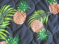 """black - pineapple fern"""