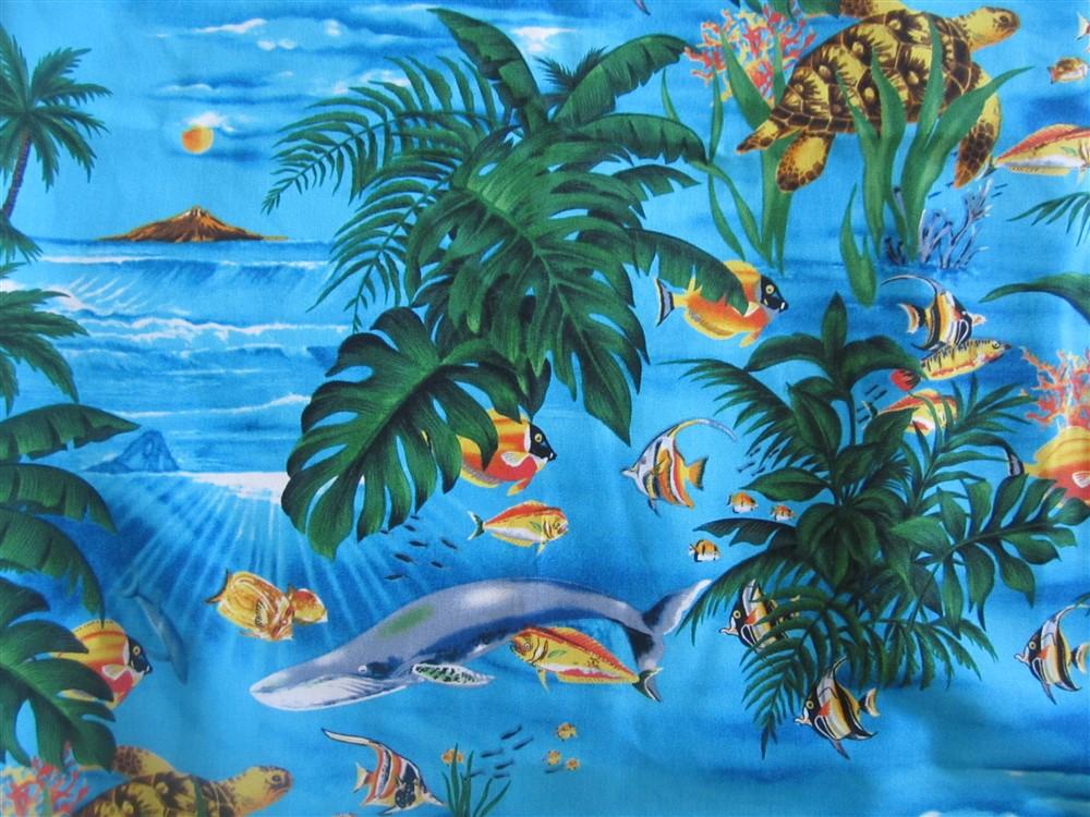 """blue - ocean life"""