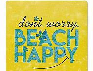 """coaster - """"beach happy"""""""