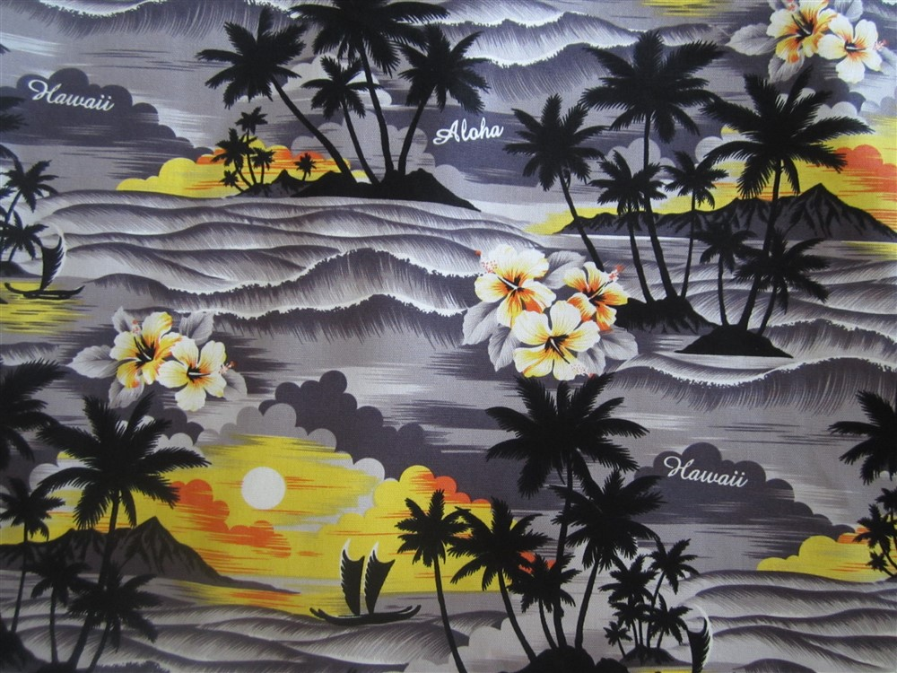 """gray - hawaiian sunset"""