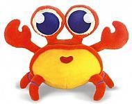 """keiki kuddles plushie - """"kona the crab"""""""