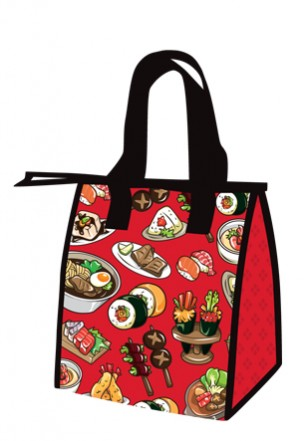 "lunch totes - ""ono-licious eats"""